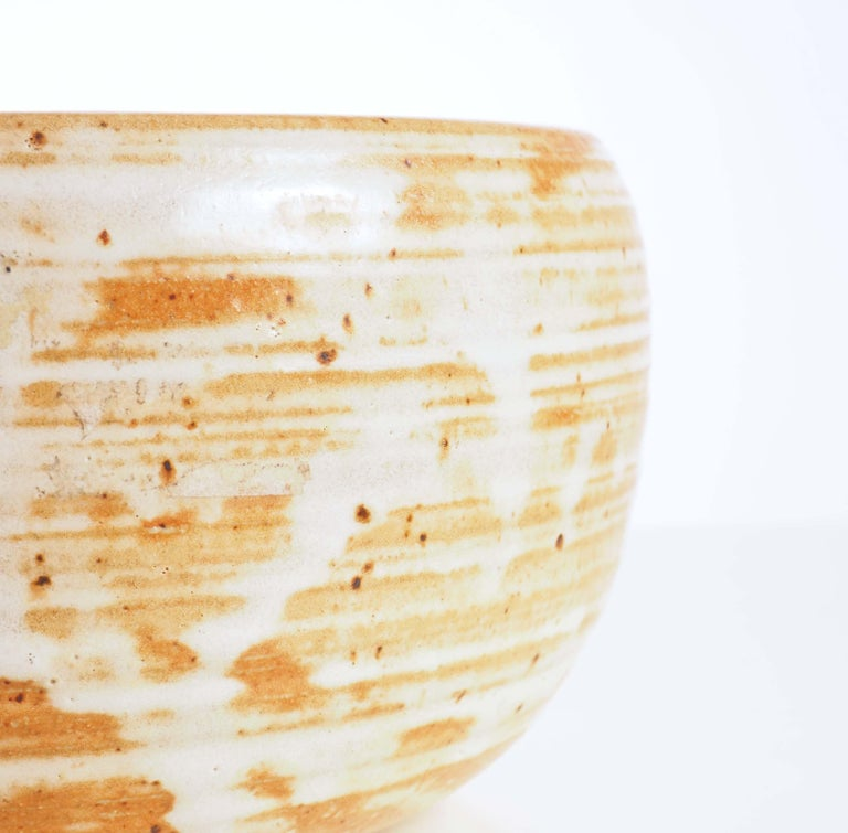 Mid-20th Century Bowl in Stoneware by Arabia, Finland For Sale