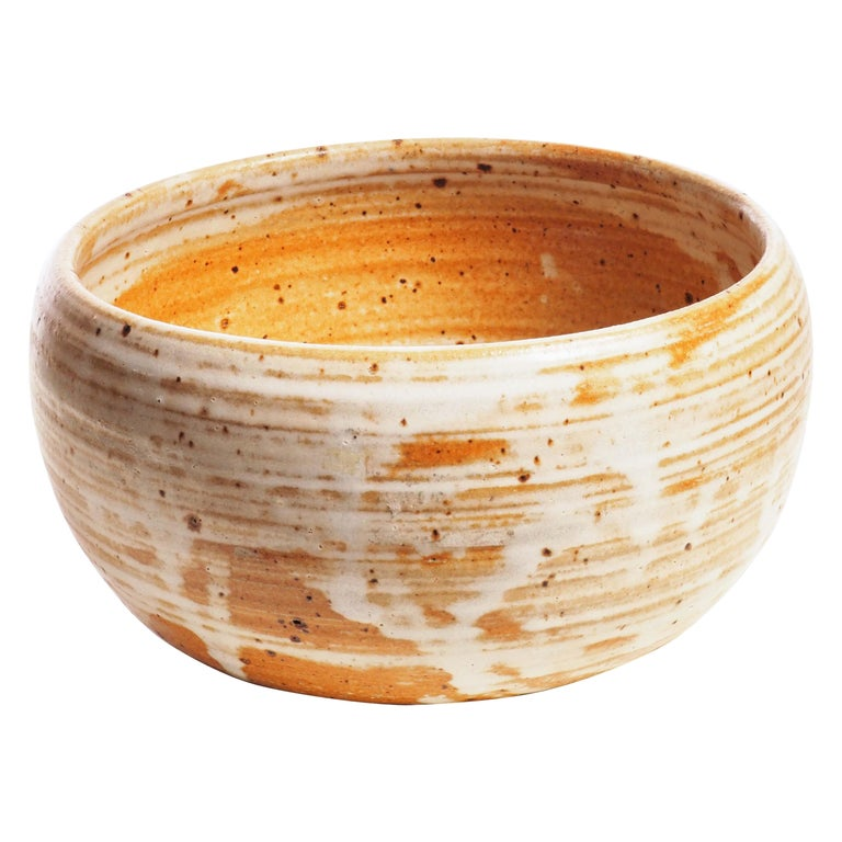 Bowl in Stoneware by Arabia, Finland For Sale