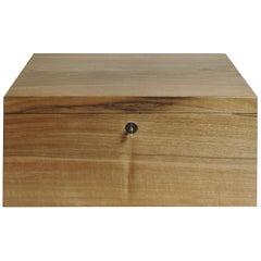 Box in Walnut Wood