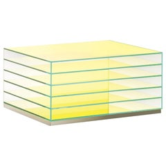 Box Inbox BIB08 Low Table, by Philippe Starck from Glass Italia
