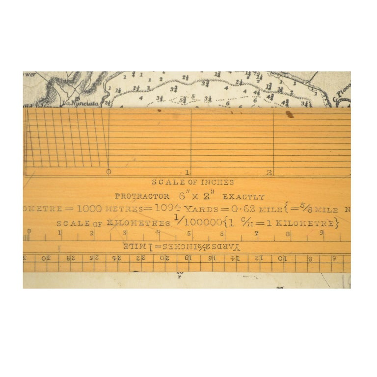Box of Compasses from the Second Half of the 19th Century For Sale 5