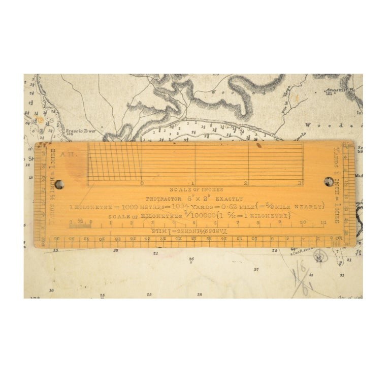 Box of Compasses from the Second Half of the 19th Century For Sale 6