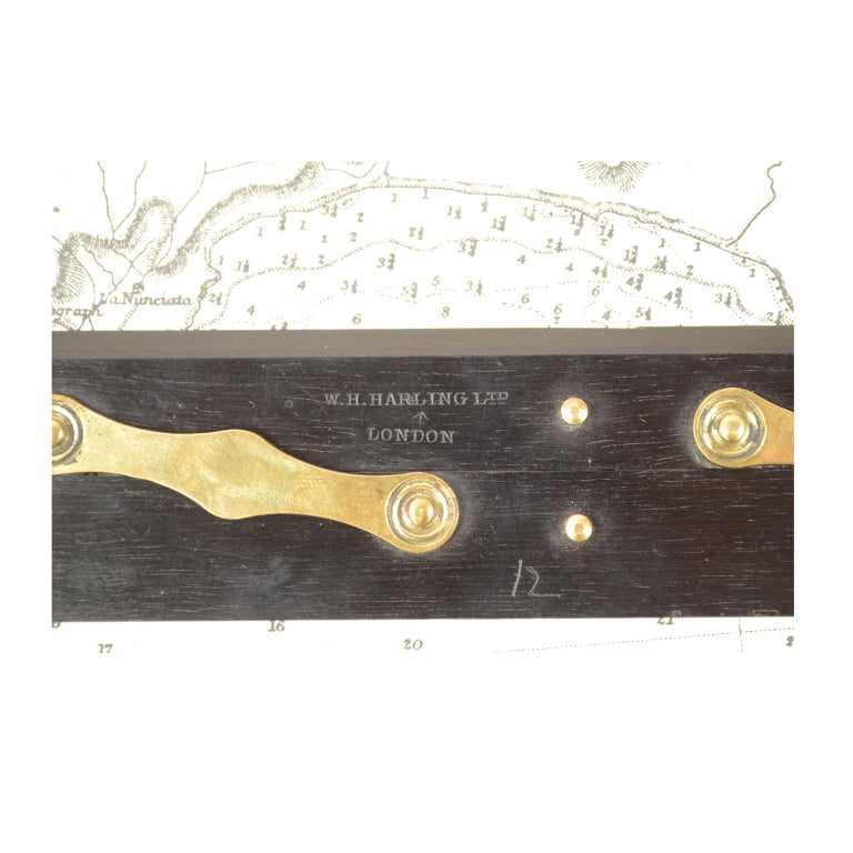 Box of Compasses from the Second Half of the 19th Century For Sale 8