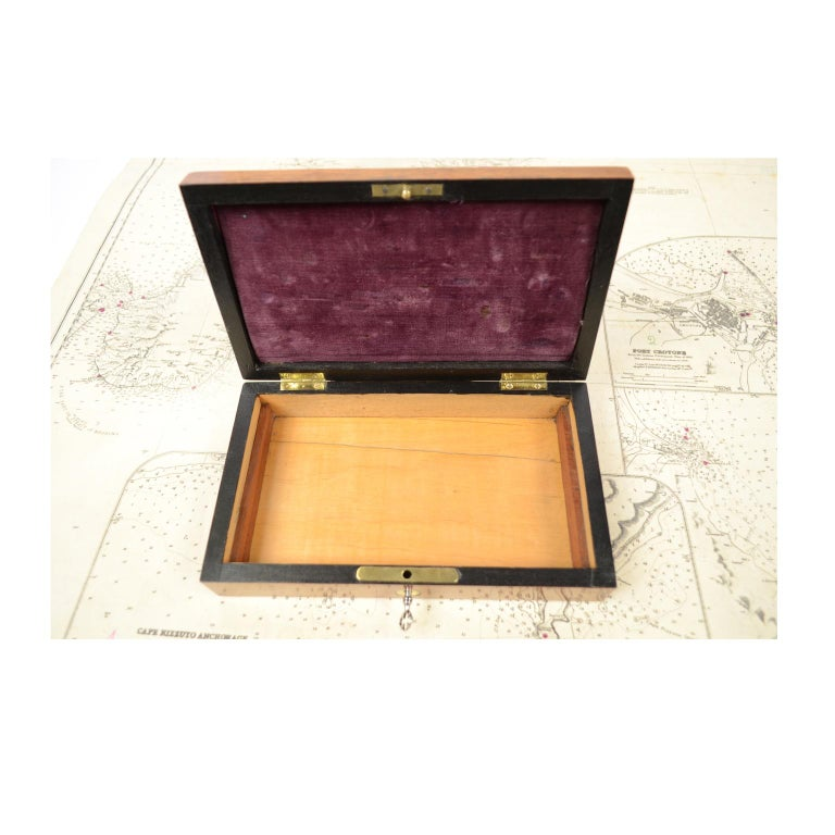 Box of Compasses from the Second Half of the 19th Century For Sale 13