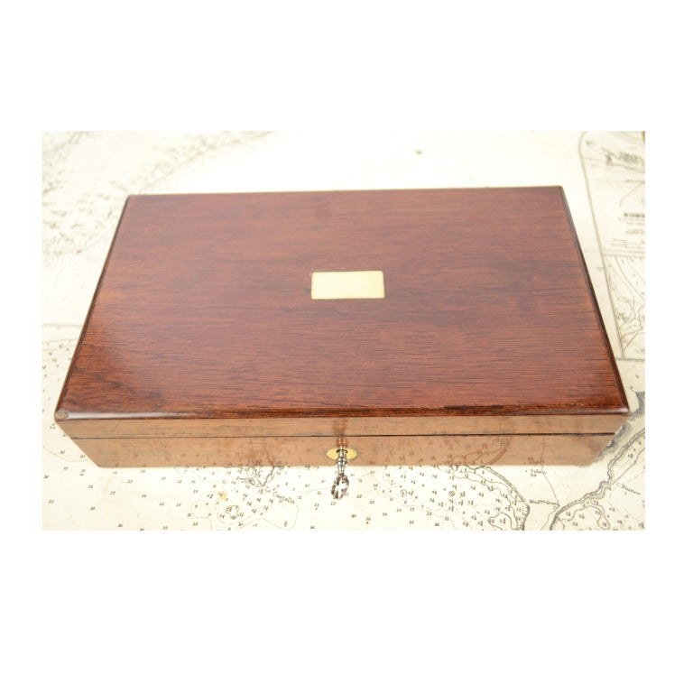 Box of Compasses from the Second Half of the 19th Century For Sale 14