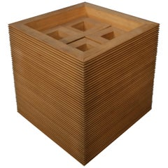 "Box of Secrets Designed by Pierluigi Ghianda ""The Poet of Wood"""