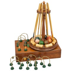 Boxed Table Croquet Set