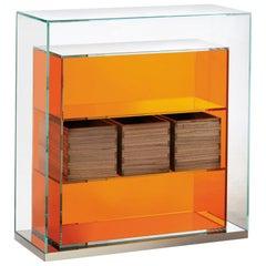 Boxinbox BIB01 Storage Unit, by Philippe Starck from Glas Italia