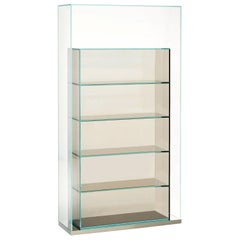 Boxinbox BIB03 Storage Unit in Green Glass, by Philippe Starck from Glas Italia