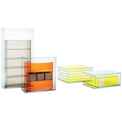 Boxinbox BIB04 Low Table, by Philippe Starck from Glas Italia