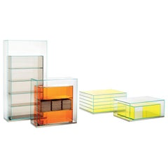 Boxinbox BIB08 Low Table, by Philippe Starck from Glas Italia