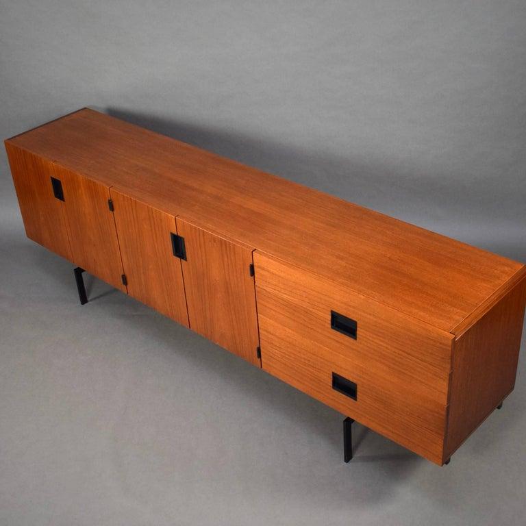 Braakman Japanese Series DU03 Sideboard for Pastoe, 1960 For Sale 3