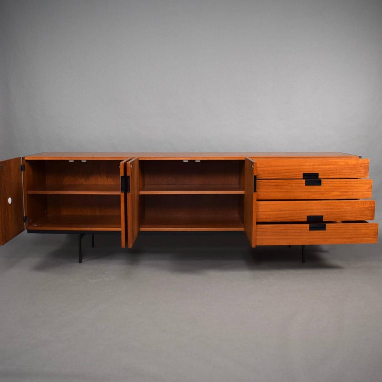Mid-Century Modern Braakman Japanese Series DU03 Sideboard for Pastoe, 1960 For Sale