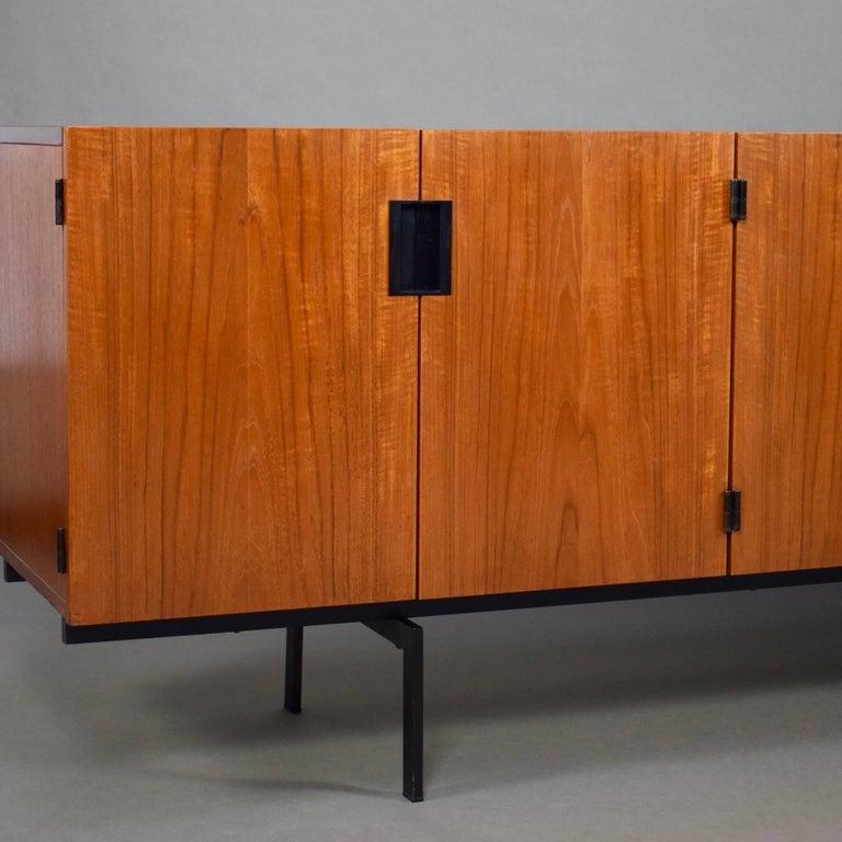 Dutch Braakman Japanese Series DU03 Sideboard for Pastoe, 1960 For Sale