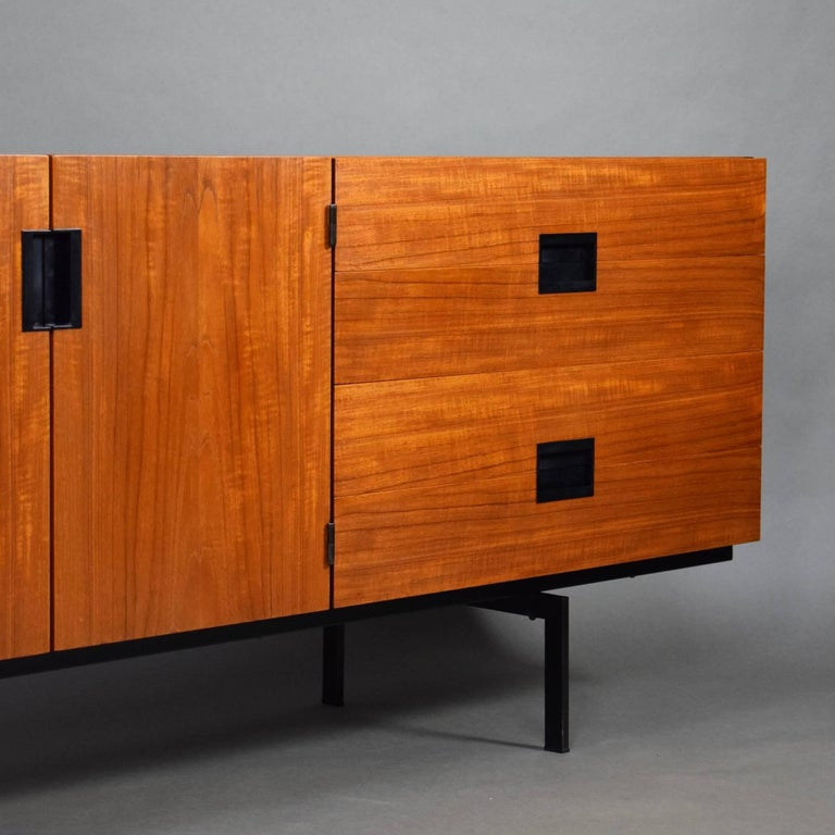 Mid-20th Century Braakman Japanese Series DU03 Sideboard for Pastoe, 1960 For Sale