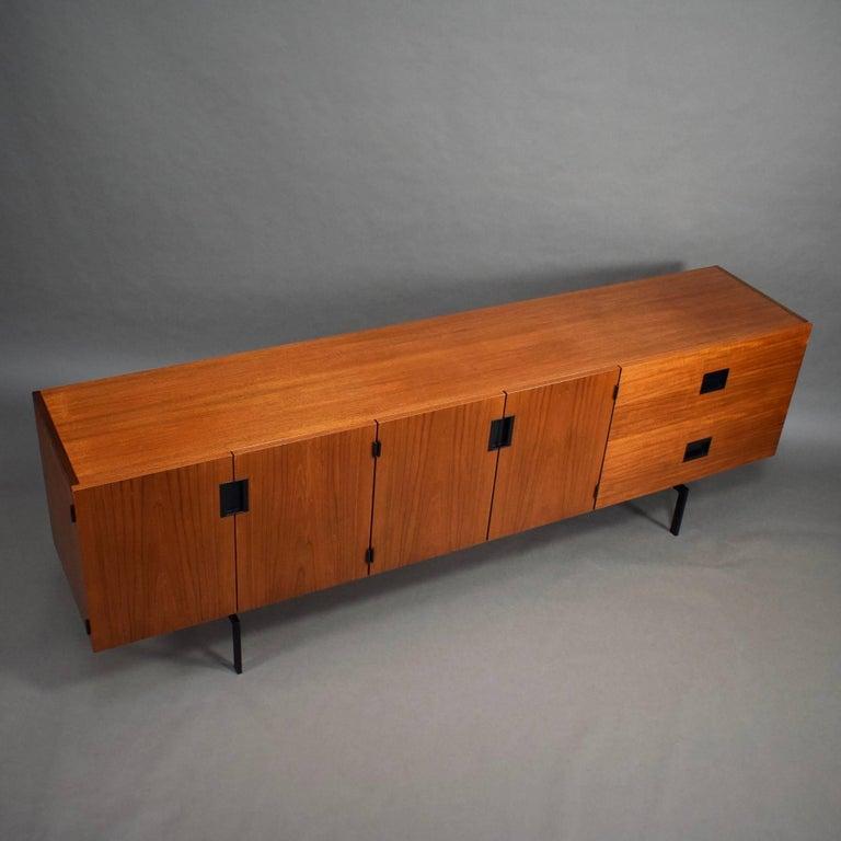 Braakman Japanese Series DU03 Sideboard for Pastoe, 1960 For Sale 2