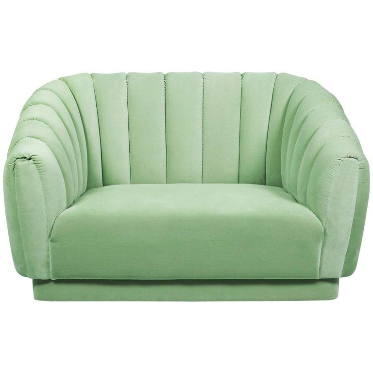 Brabbu Oreas sofa, new, offered by Covet House