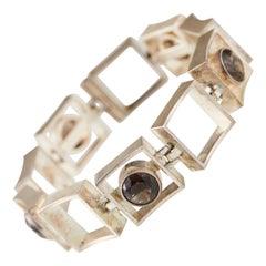 Bracelet and Pendant Designed by Nils Erik from, Denmark, 1960s