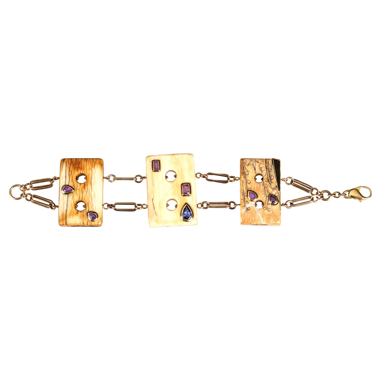 18th Century Link Bracelets