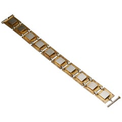 Bracelet Designed by Bent Exner, Denmark, 1960s