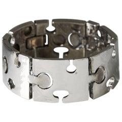 Bracelet Designed by Billy Boy, France, 1987