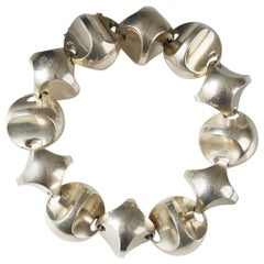 Bracelet Designed by Flemming Eskildsen for Georg Jensen, Denmark, 1961