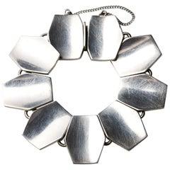 Bracelet Designed by Pege 'Carl Erik Palmberg' for Alton, Sweden, 1969