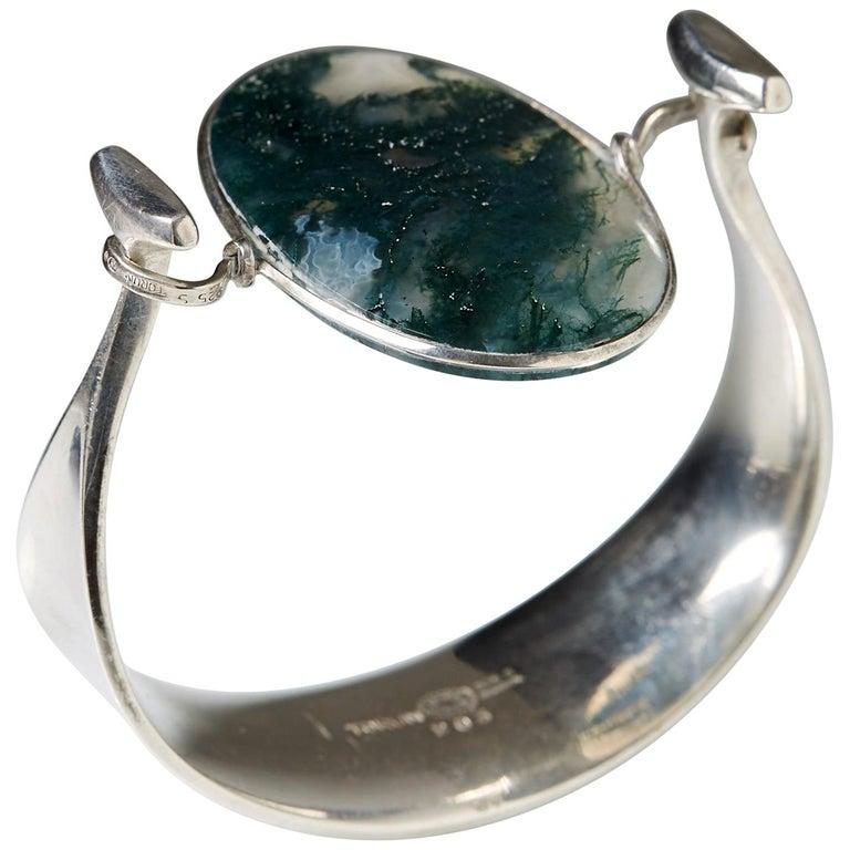 Bracelet Designed by Torun Bülow-Hübe for Georg Jensen, Denmark, 1960s For Sale
