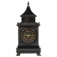 Bracket Clock by William Gabriel of London