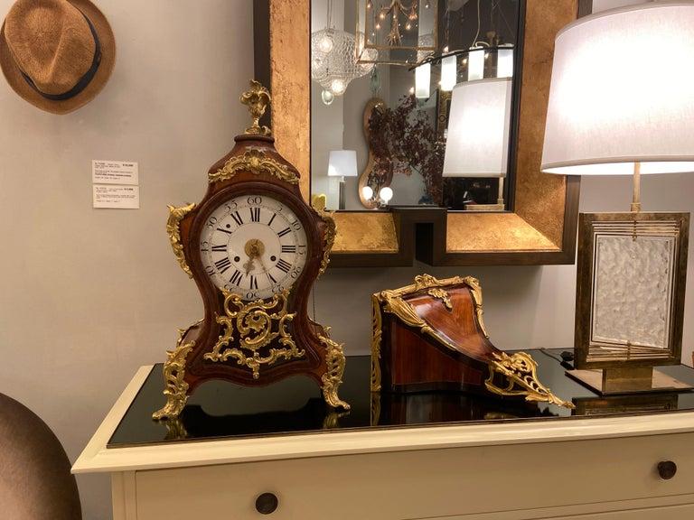 Italian Bracket Clock, Italy, Mid-18th Century For Sale