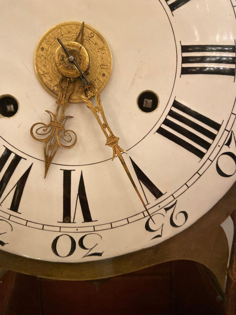 Bracket Clock, Italy, Mid-18th Century For Sale 1