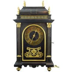 Bracket Type Clock, 19th Century