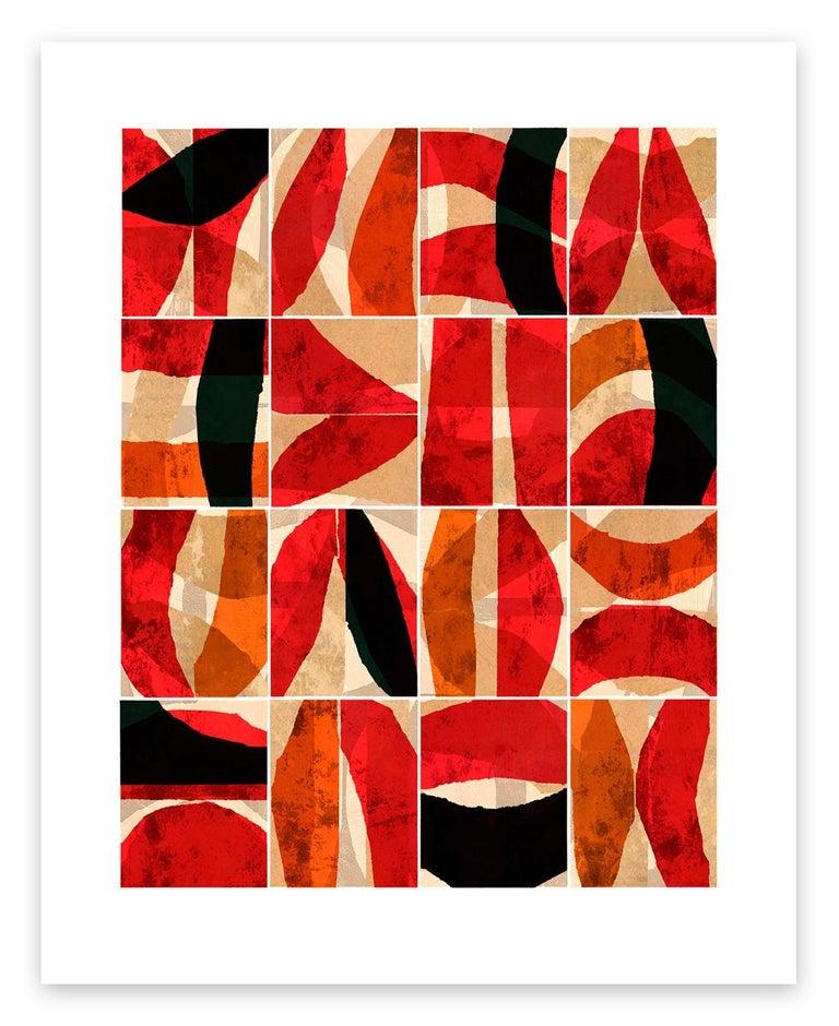 Paradigm Red - Art by Brad Ellis
