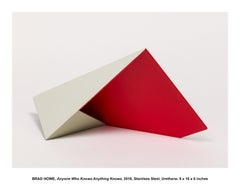 Anyone Who Knows Anything Knows, Contemporary, Geometric, Minimal, Sculpture