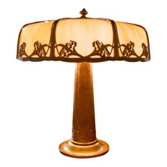 Bradley and Hubbard Table Lamp