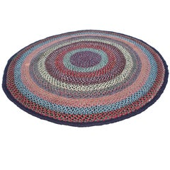Braided Round Room Size Rug