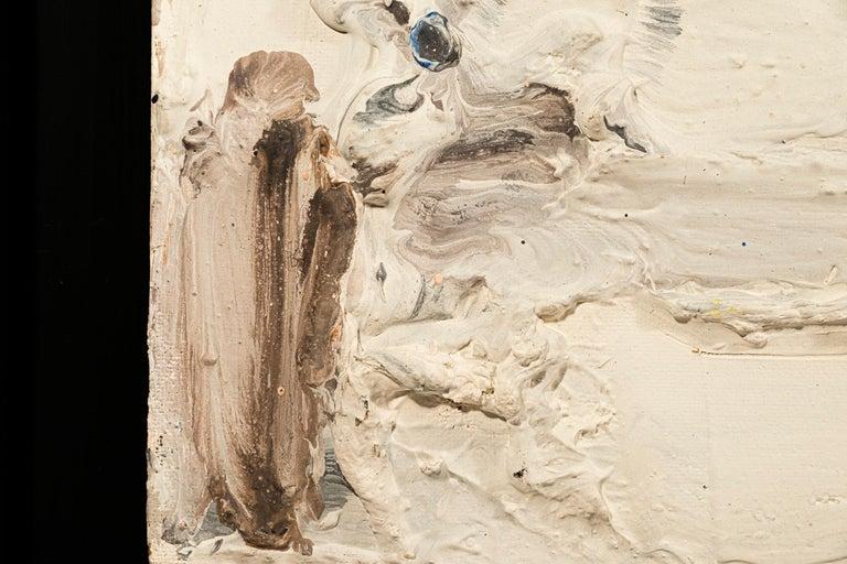 Bram Bogart, Painting, Signed, Belgium, 1991 For Sale 3