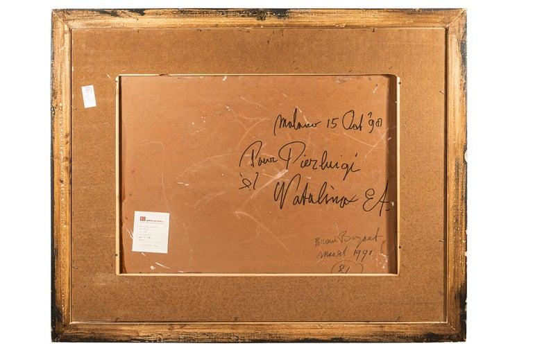 Bram Bogart, Painting, Signed, Belgium, 1991 For Sale 5