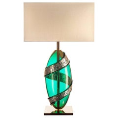 Brama Lamp Green