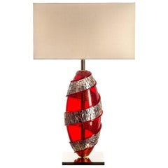 Brama Lamp Red