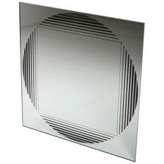 """Brama"" Wall Mirror by Gianni Celada for Fontana Arte"