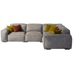 Bramante 3-Seat Sofa Couture Collection