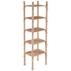 'Branch-Ish Shelf' Contemporary Free Standing Shelves, Schimmel & Schweikle 2020