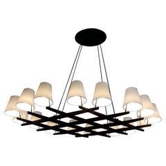 Brand New 16-Light J.T. Kalmar Hallstatt Pendant