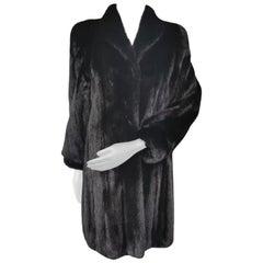 Brand new Blackglama mink fur coat 10