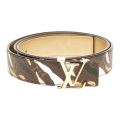 BRAND NEW-Limited edition-Louis Vuitton Belt League of legends- Size 85cm