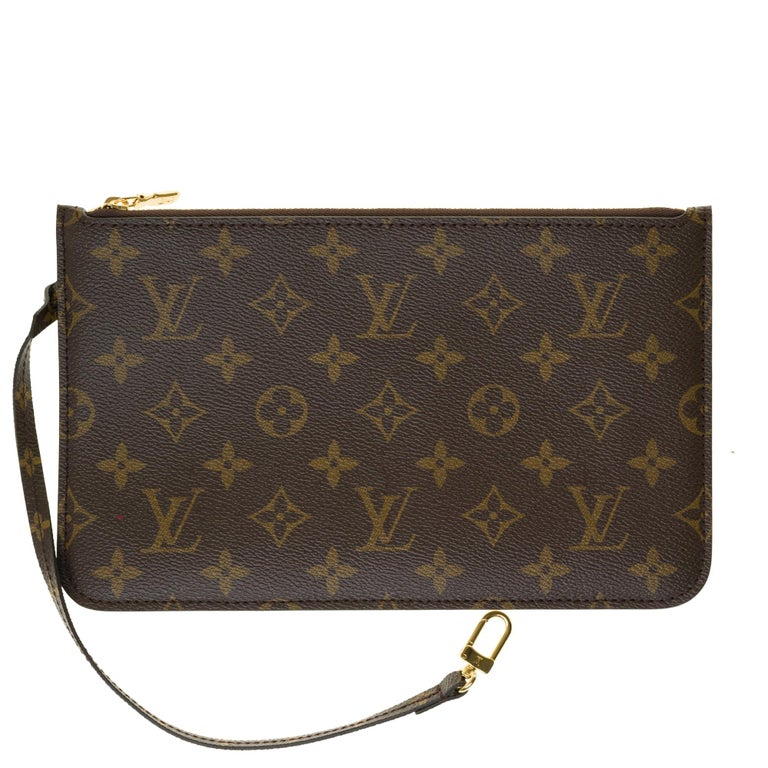 BRAND NEW Limited Edition Louis Vuitton Neverfull MM Teddy Tote For Sale 5