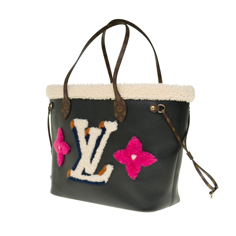 BRAND NEW Limited Edition Louis Vuitton Neverfull MM Teddy Tote In New Condition For Sale In Paris, Paris