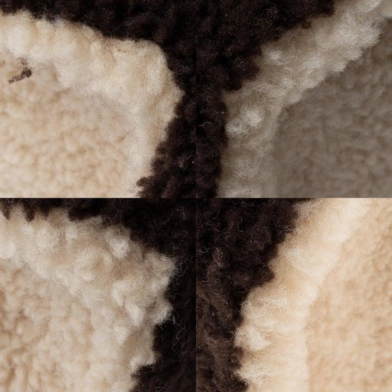 BRAND NEW Limited Edition Louis Vuitton Onthego Teddy Fleece handbag For Sale 6