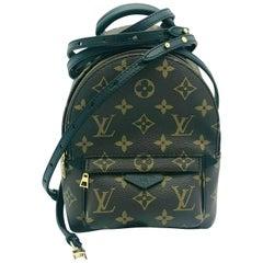 Brand New Louis Vuitton Palm Springs Mini Backpack Monogram